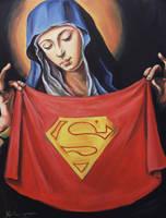St. Kryptonia by HillaryWhiteRabbit