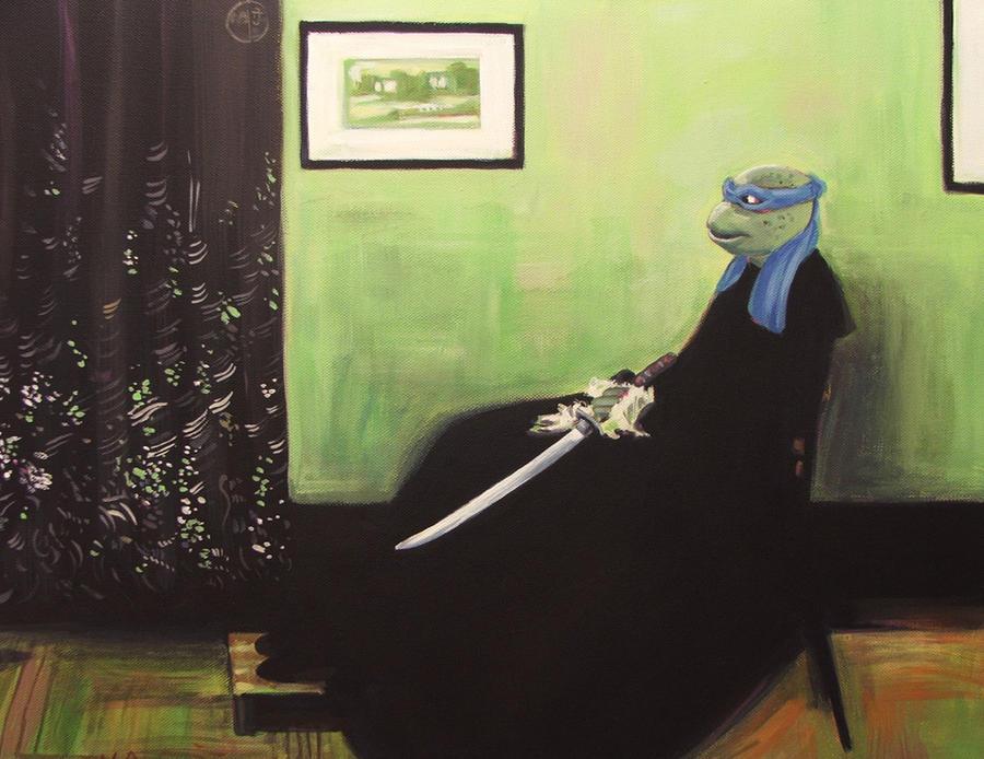 Whistler's Turtle by HillaryWhiteRabbit