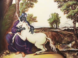 The Darkside of the Unicorn by HillaryWhiteRabbit