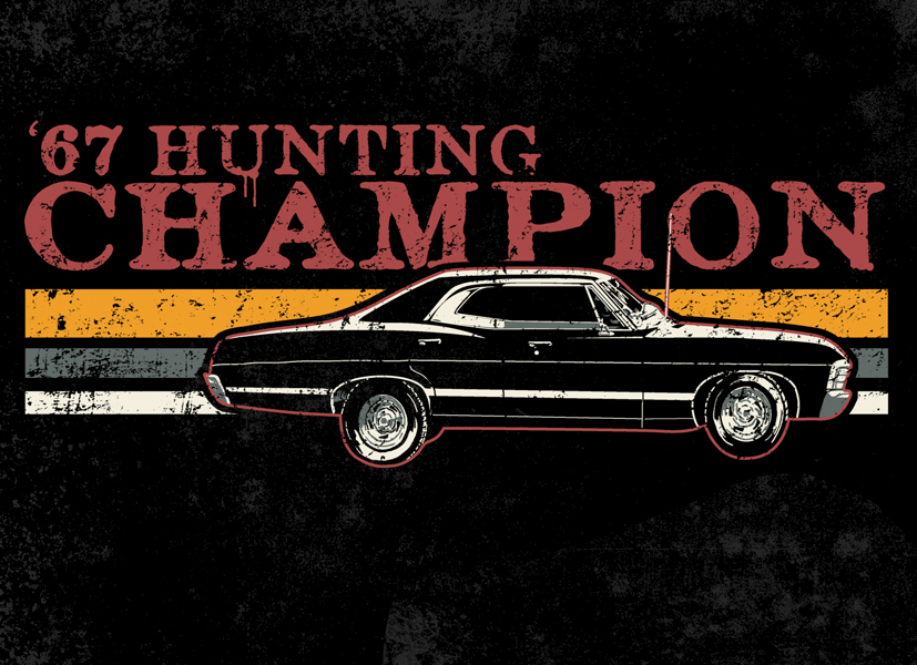 '67 Hunting Champion by wytrab8