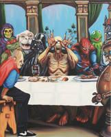 The Best Supper by HillaryWhiteRabbit