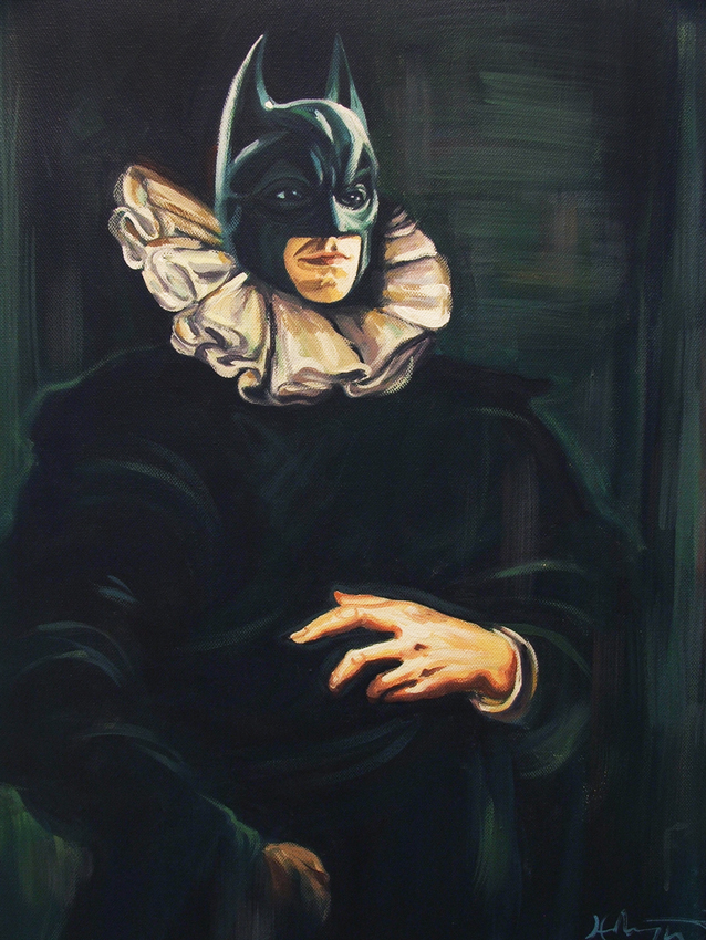 Bat Brueghel by HillaryWhiteRabbit
