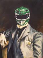 Gentleman Ranger by HillaryWhiteRabbit