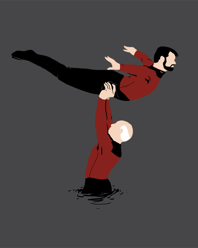 Hoisted By His Own Picard