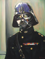 Colonel Vader by HillaryWhiteRabbit