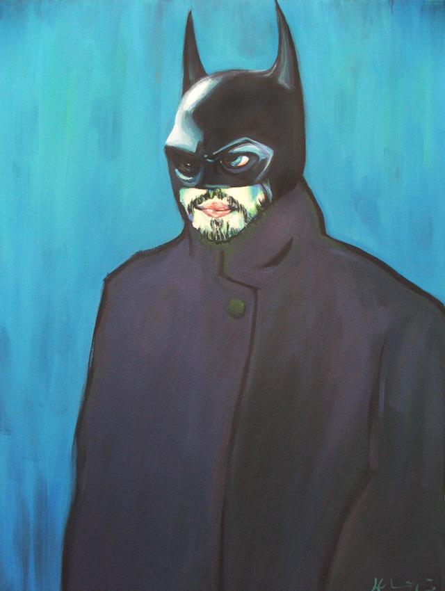 Picasso Portrait Picasso Self Portrait Bat
