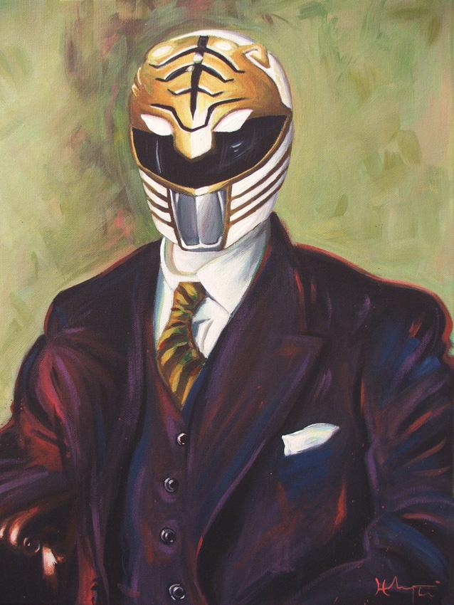 Gentleman Ranger II by HillaryWhiteRabbit