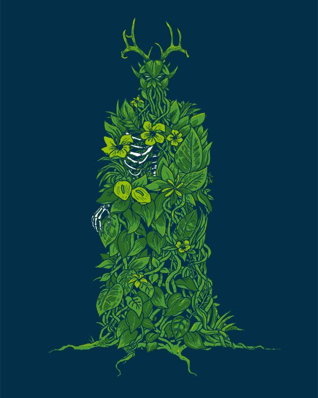 Forest Spirit by HillaryWhiteRabbit