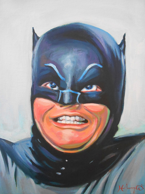 Hnnghman by HillaryWhiteRabbit