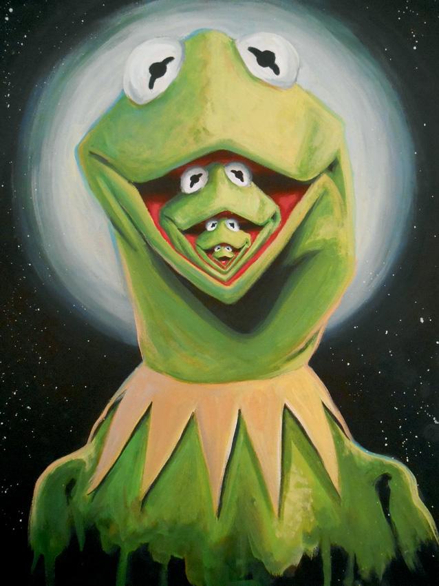Frogception by HillaryWhiteRabbit