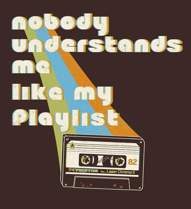 My Playlist by HillaryWhiteRabbit