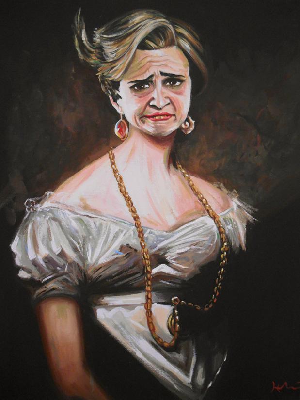 Baroness Blank by HillaryWhiteRabbit