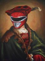 Portrait Of A Stately Ranger by HillaryWhiteRabbit