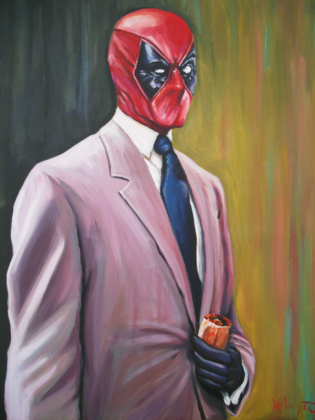 Dapperpool by HillaryWhiteRabbit