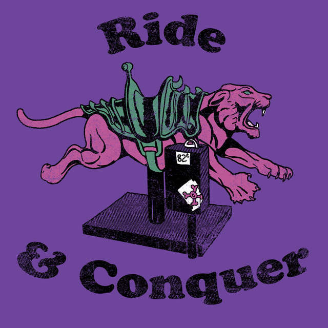 Ride and Conquer by HillaryWhiteRabbit