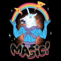 Magic! by HillaryWhiteRabbit