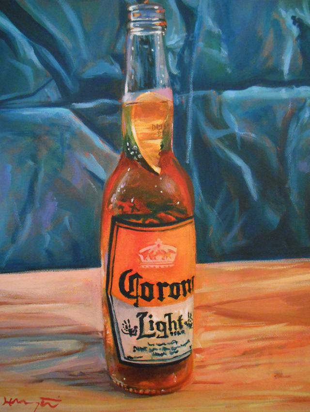 Corona by HillaryWhiteRabbit
