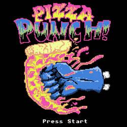 Pizza Punch! by HillaryWhiteRabbit
