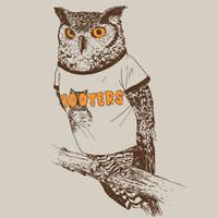 Orignal Hooter by HillaryWhiteRabbit