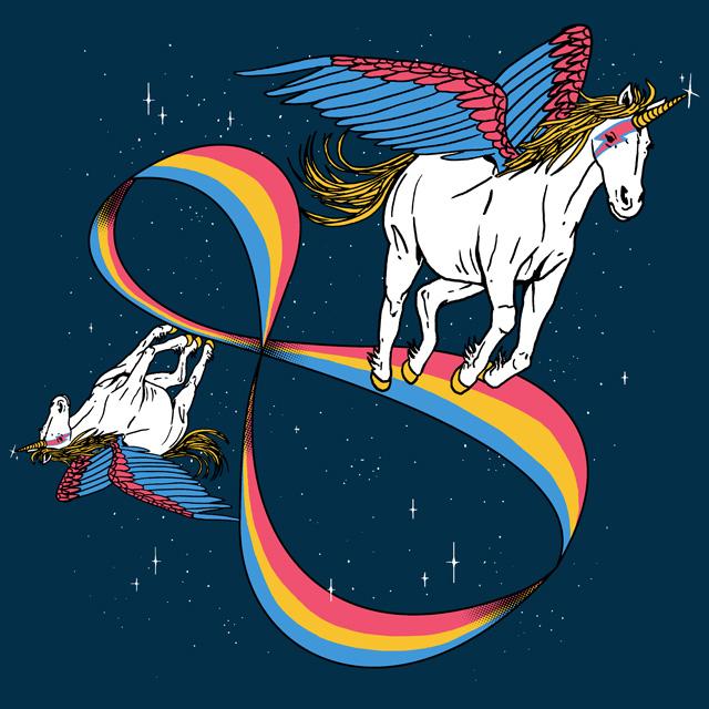 Infinite Magic by HillaryWhiteRabbit