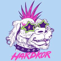 Hardkor by HillaryWhiteRabbit