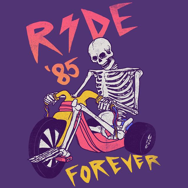 Ride Forever by HillaryWhiteRabbit