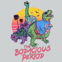 The Bodacious Period by HillaryWhiteRabbit