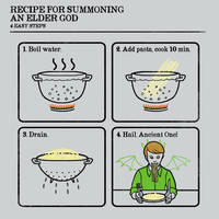Recipe For Summoning by HillaryWhiteRabbit