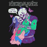 Necromance by HillaryWhiteRabbit