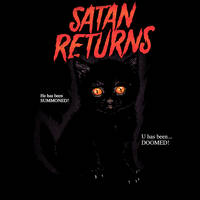 Satan Returns by HillaryWhiteRabbit