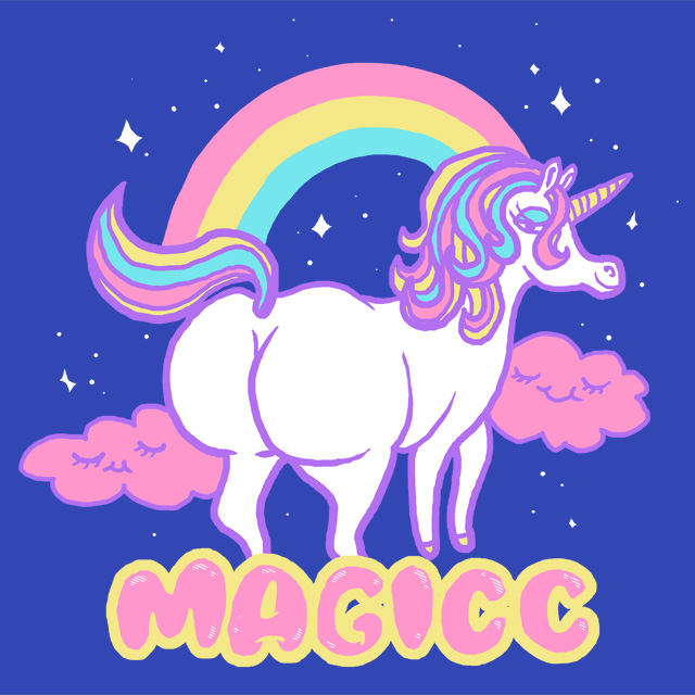 Magicc by HillaryWhiteRabbit