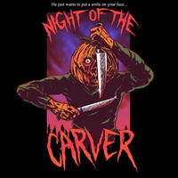 Night of the Carver by HillaryWhiteRabbit