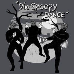 The Spoopy Dance by HillaryWhiteRabbit