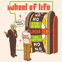 Wheel Of Life by HillaryWhiteRabbit