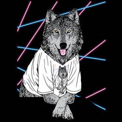 Wolfception by HillaryWhiteRabbit