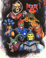MOTU Crew by HillaryWhiteRabbit