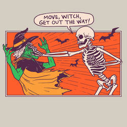 Move, Witch