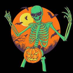 Bone In A Gourd
