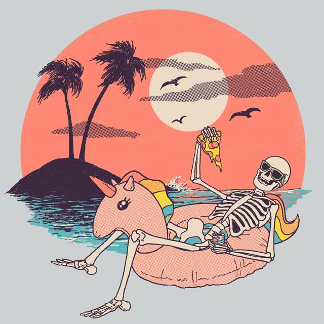 Summer Forever by HillaryWhiteRabbit