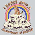 Bathe Atop A Mountain Of Skulls
