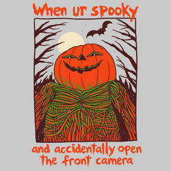 Spooky Selfie