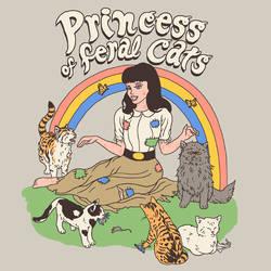 Princess of Feral Cats