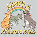 Adopt A Shelter Seal