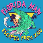 Florida Man Escapes From Zoo