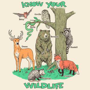 Know Your Wildlife