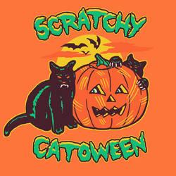 Scratchy Catoween