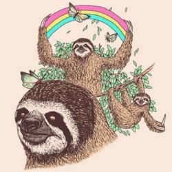 The Sloth Life