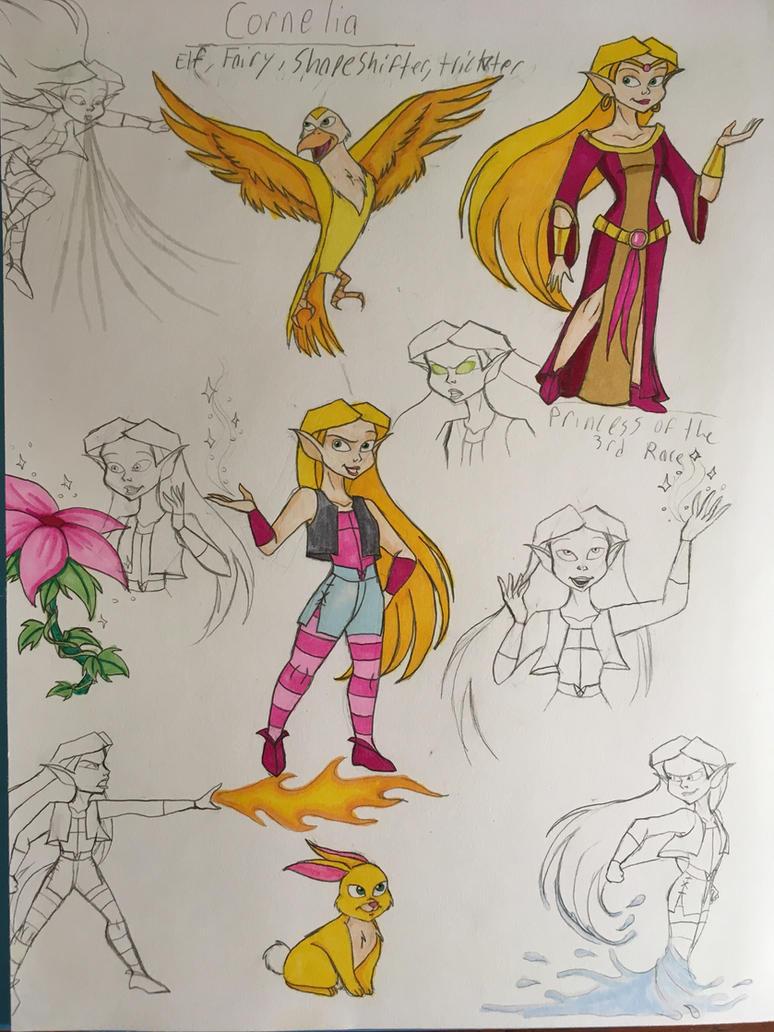 Cornelia by EmilyDfan