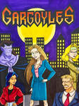 GARGOYLES: Rise of The Defense by EmilyDfan