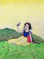 WC Princess Series: Snow White by EmilyDfan